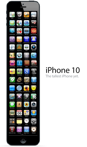 Behold the iPhone-10 and iPhone 20
