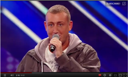 Try Watching this Without Crying |Christopher Maloney | X Factor