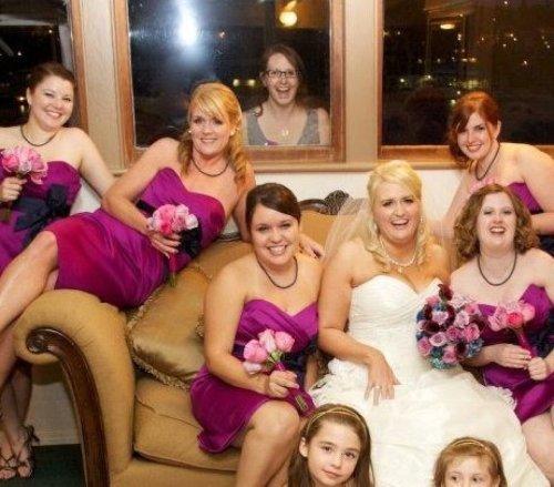 wedding photobomb 6