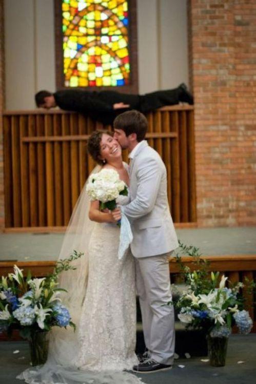 wedding photobomb 7