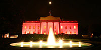 Pink White House October 2008 Global Illumination