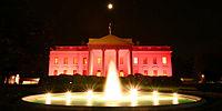 Pink White House October 2008 Global Illumination